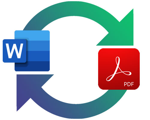 Top tip - how to convert a PDF to a Word document and back again